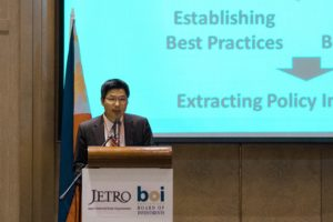 Japanese companies bullish in the Philippines business climate further increase is expected in 2019