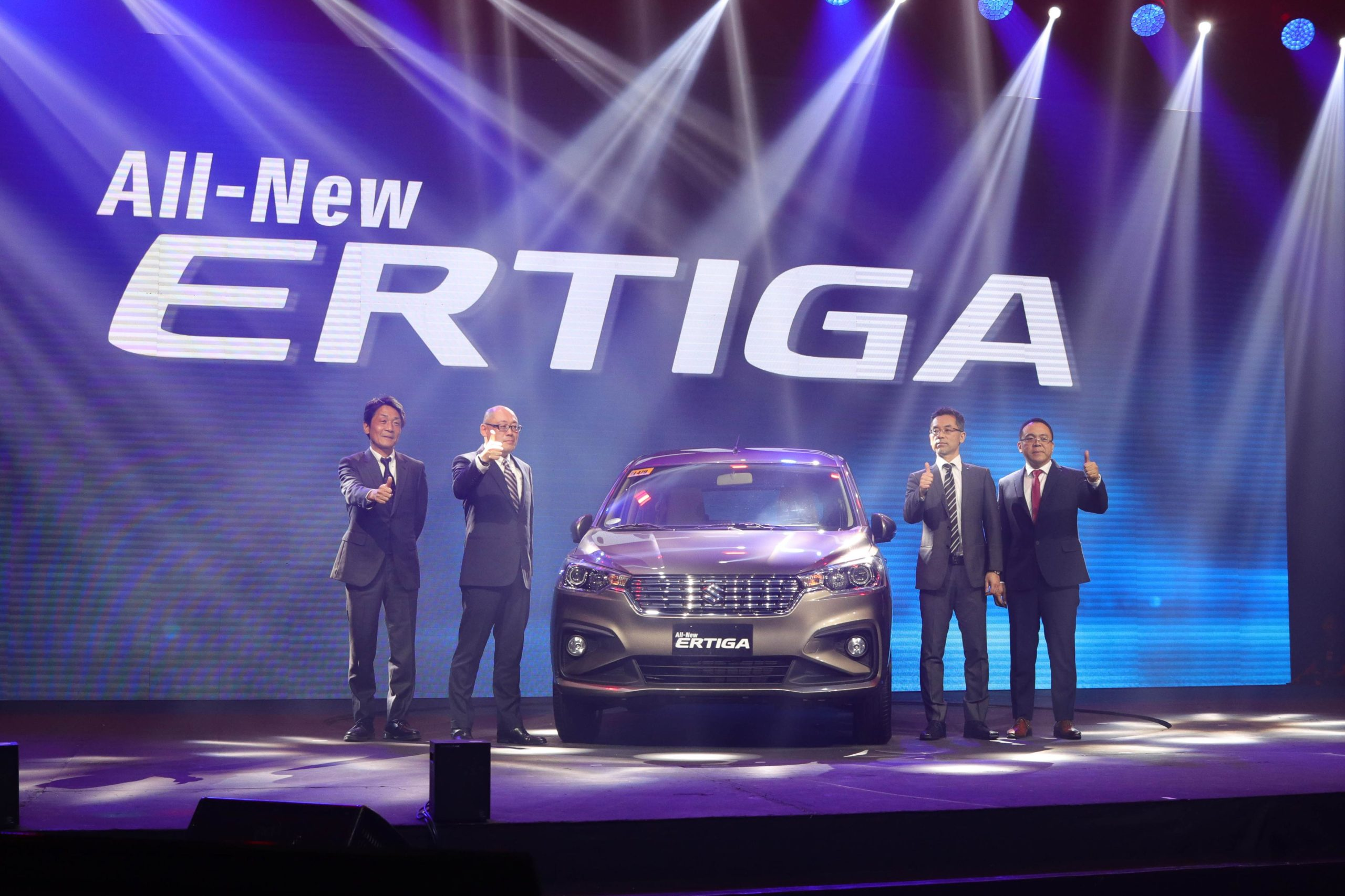 Designed to impress: Suzuki PH unveils enhanced Ertiga