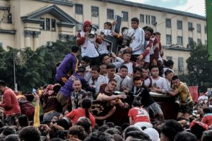 "5M Black Nazarene devotees expect to participate in ""Traslacion"", young devotees increasing"
