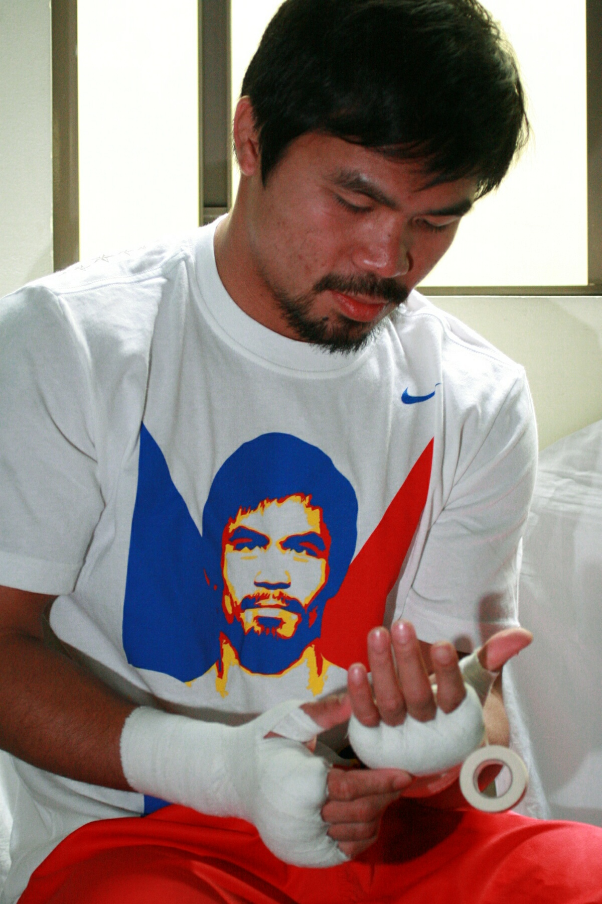 Pacquiao favorite pick with 3-to-1 over the American challenger Broner