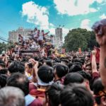 Black Nazarene devotees express ardent love and deep faith in God