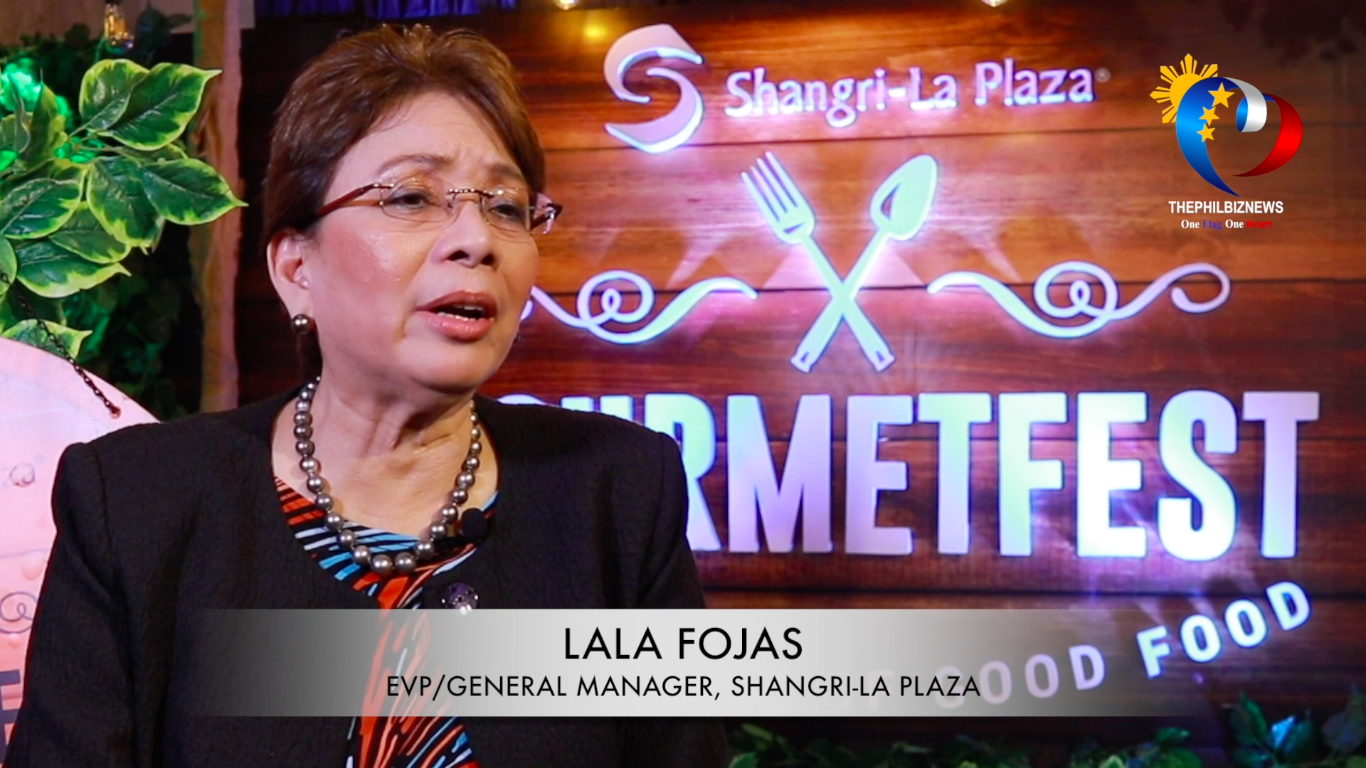 How the Lady Behind Shangri-La Plaza succeeded in transforming country's premiere mall?