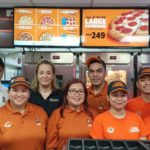 US giant pizza chain opens its first restaurant in the Philippines, excited to open more stores