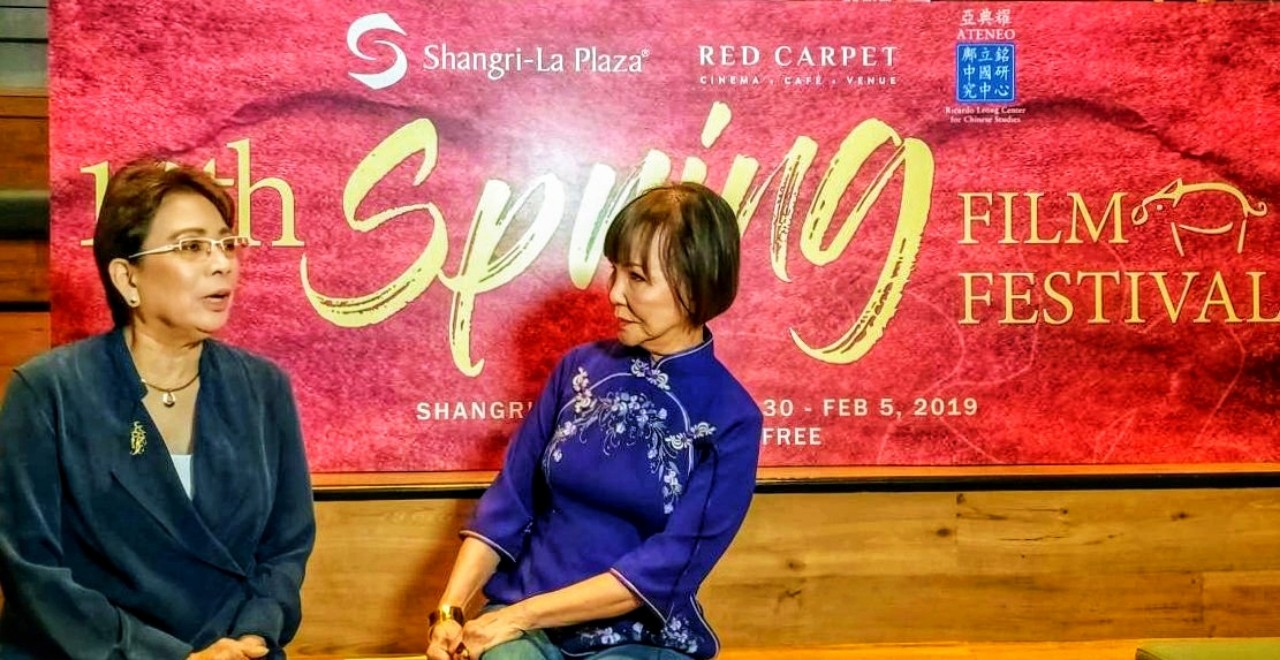 """Shangri-La Plaza rolls out the """"Red Carpet"""" for 2019 for the 13th Chinese Spring Filmfest"""