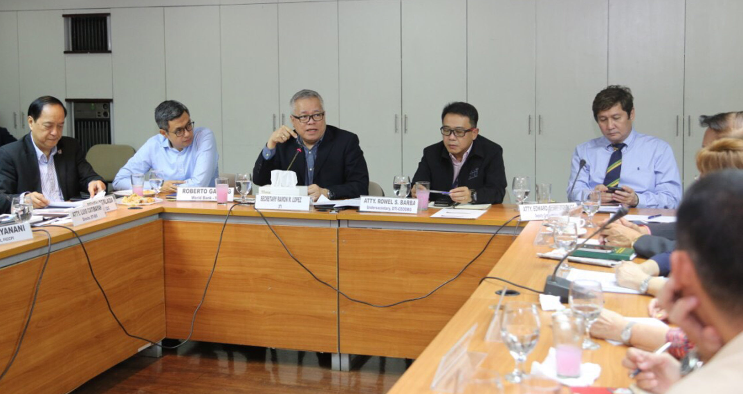 Government acted on business sectors concern on high shipping costs, port congestion