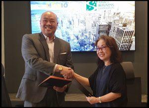 SB Corp., ePLDT subsidiary Curo Teknika tie up for P3 hotline