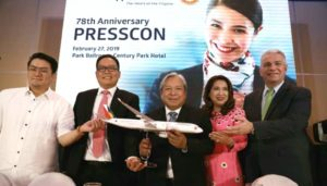 PAL OFFERS BIGGEST-EVER SALE!  P78 / $78 promo fares for 78th Year