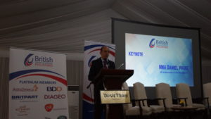 UK Ambassador Daniel Pruce: United Kingdom remains the leading European investor in the Philippines
