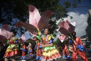 24th Panagbenga Festival kicks off