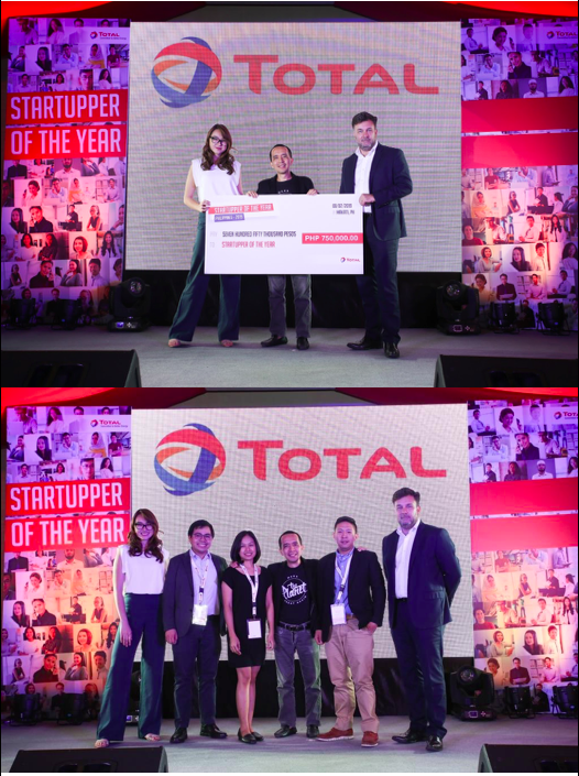 Total (Philippines) Announces the Winners 