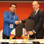 Philippines, United Kingdom strengthen economic ties