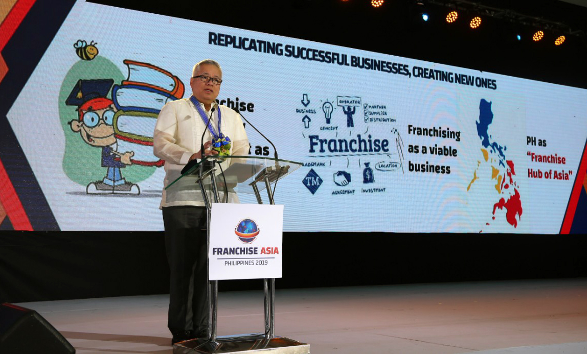 Franchising of Philippine tried-and-tested business concepts most viable for our future entrepreneurs