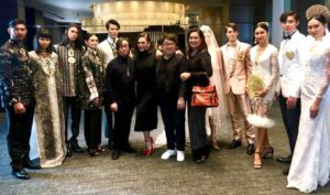 2 Filipino designers to showcase their chef-d'oeuvre at New York Fashion Week Bridal Collection