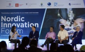 Best and brightest ideas fly at Nordic Innovation Forum