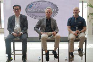 Pagani Automibili founder Horacio Pagani visits Philippines