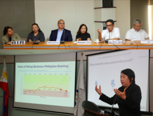Philippine government debunks World Bank's survey on ease of doing business report