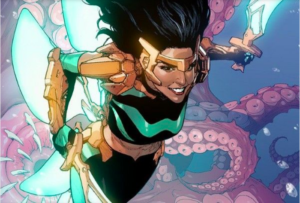 WAVE: The First Filipino superhero of Marvel Comic