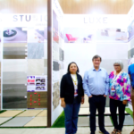 Cebu Oversea Hardware Co., Inc. brandishes their newest and world-class tile collections and state-of-the-art bathroom fixtures at 2019 WORLDBEX