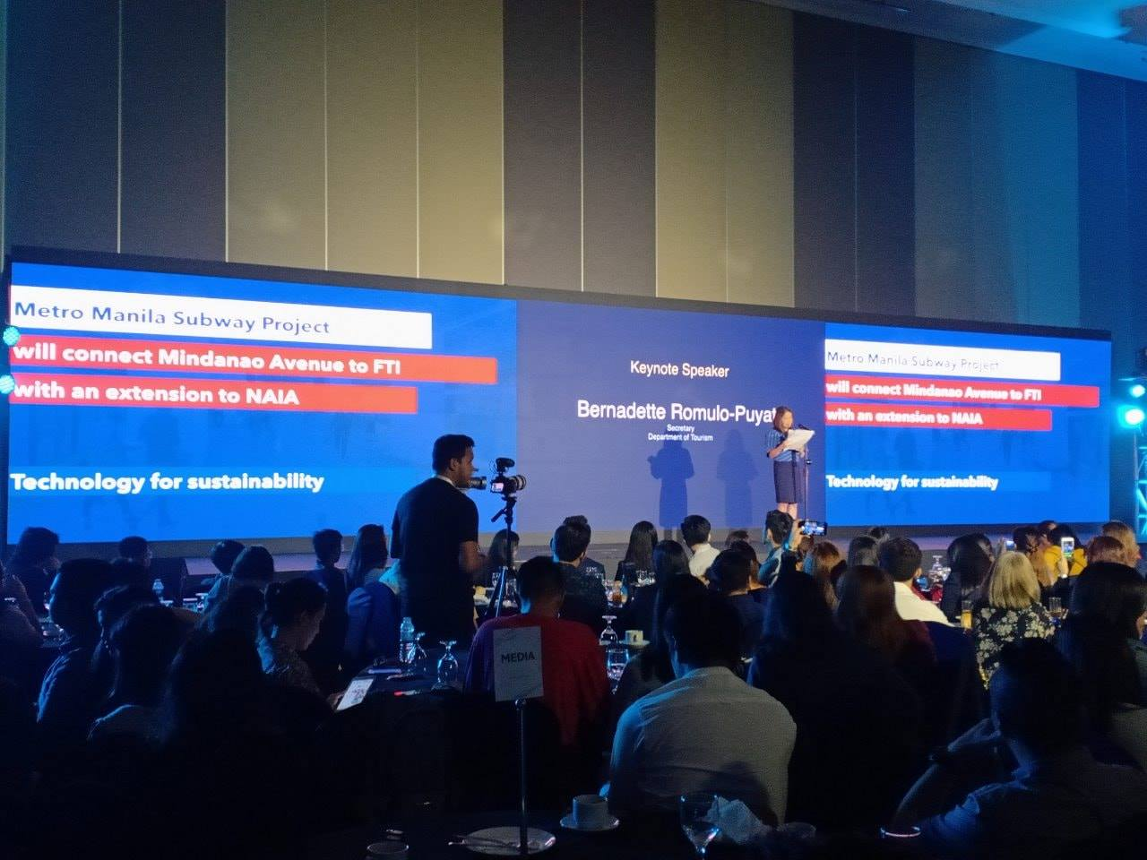 DOT Chief bats for sustainable programs and agri-tourism