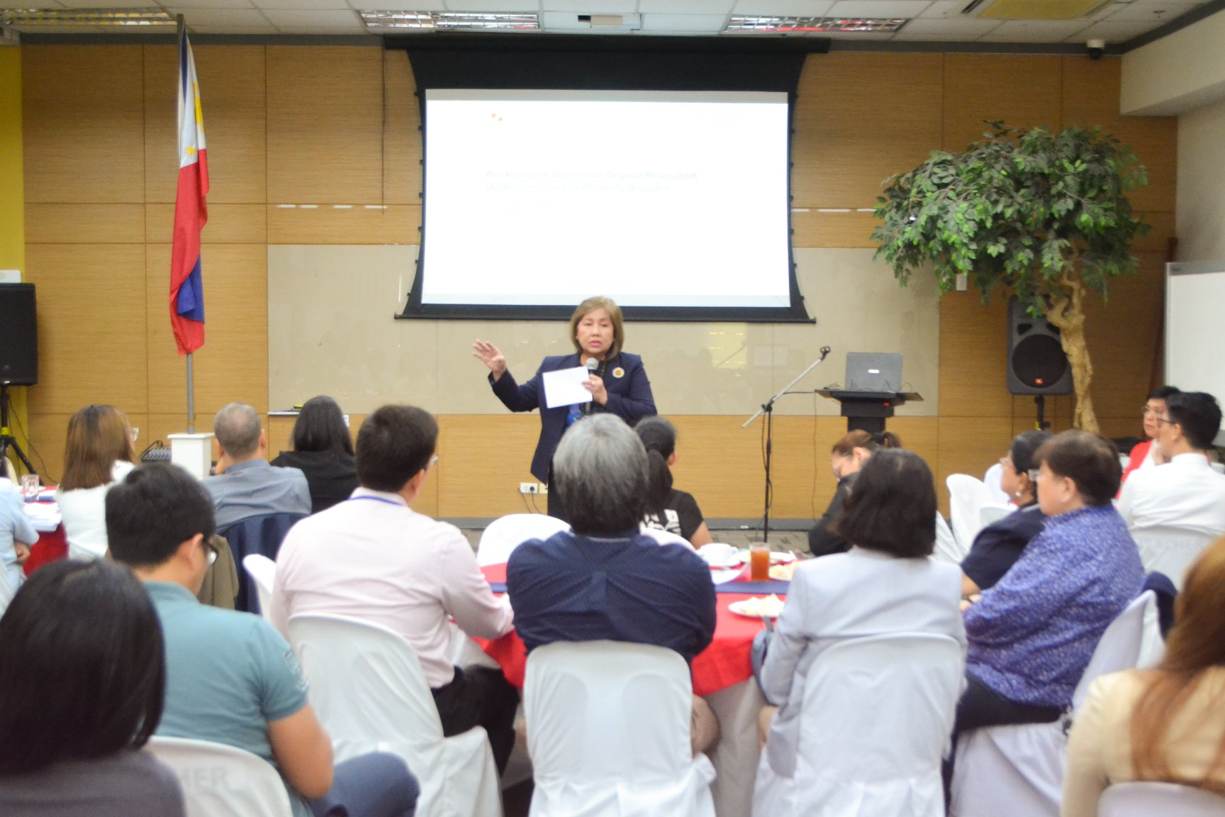 IPOPHL steps up intellectual property training through IP