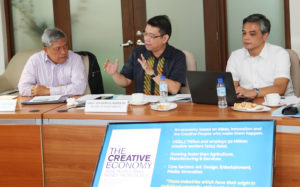 Creative Economy Roadmap eyes 5 sectors for development