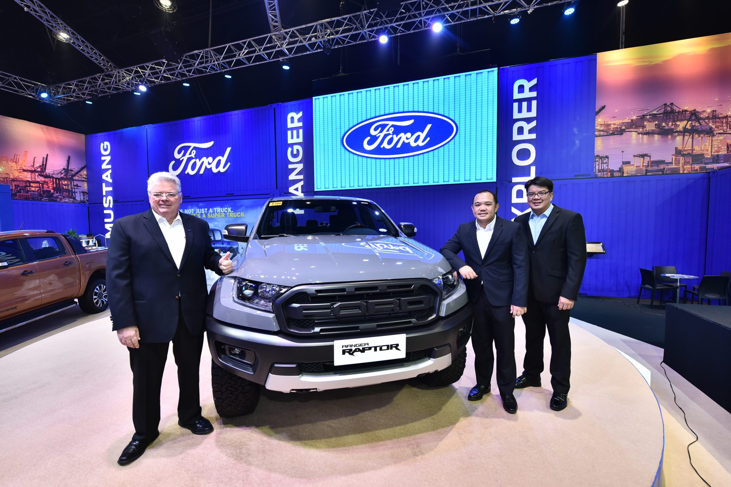 Ford offers over Php 3 million worth of prizes and cash discounts at the MIAS 2019