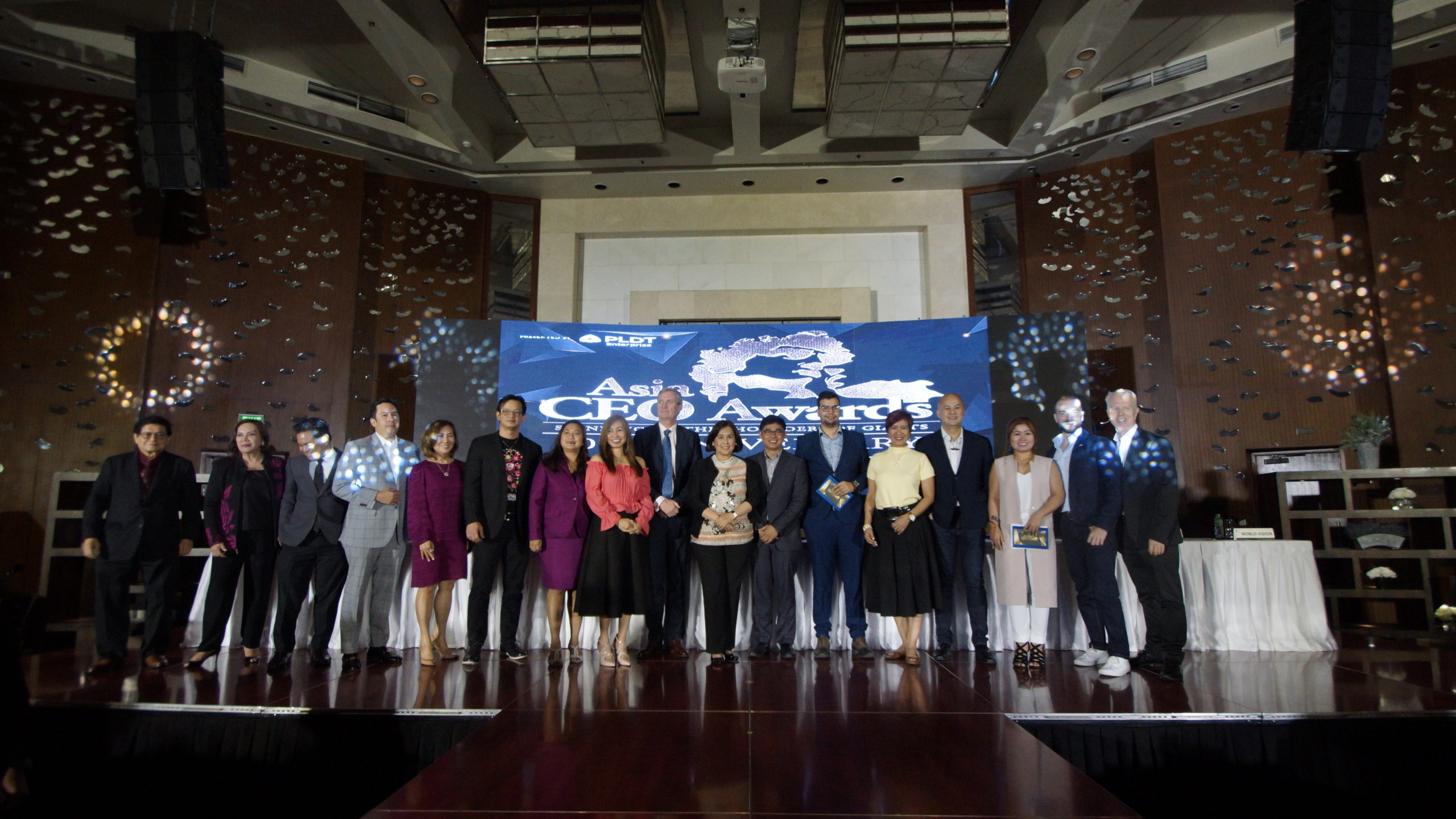 Asia CEO Awards 2019: A Decade of Driving The Philippines To The Top