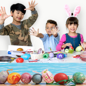 Experience a MAGICAL EASTER by the poolside at the NEW WORLD MAKATI HOTEL