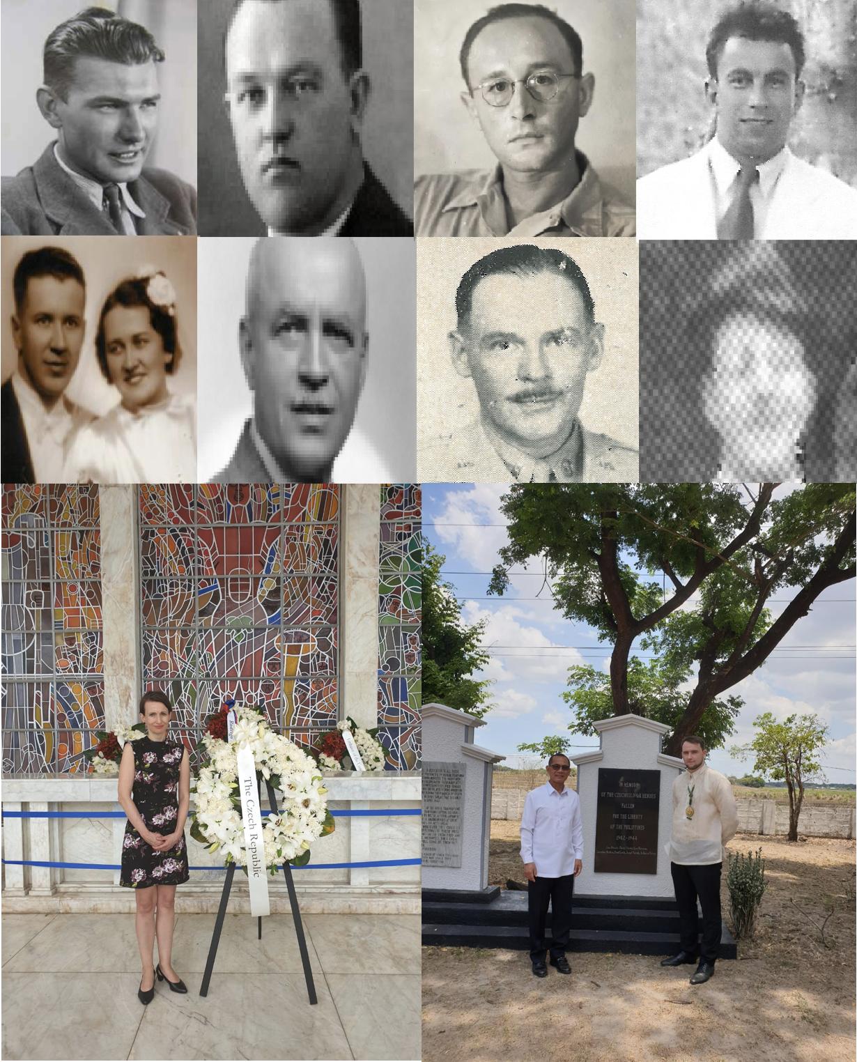 The Untold Story of Czechoslovak Bataan Defenders