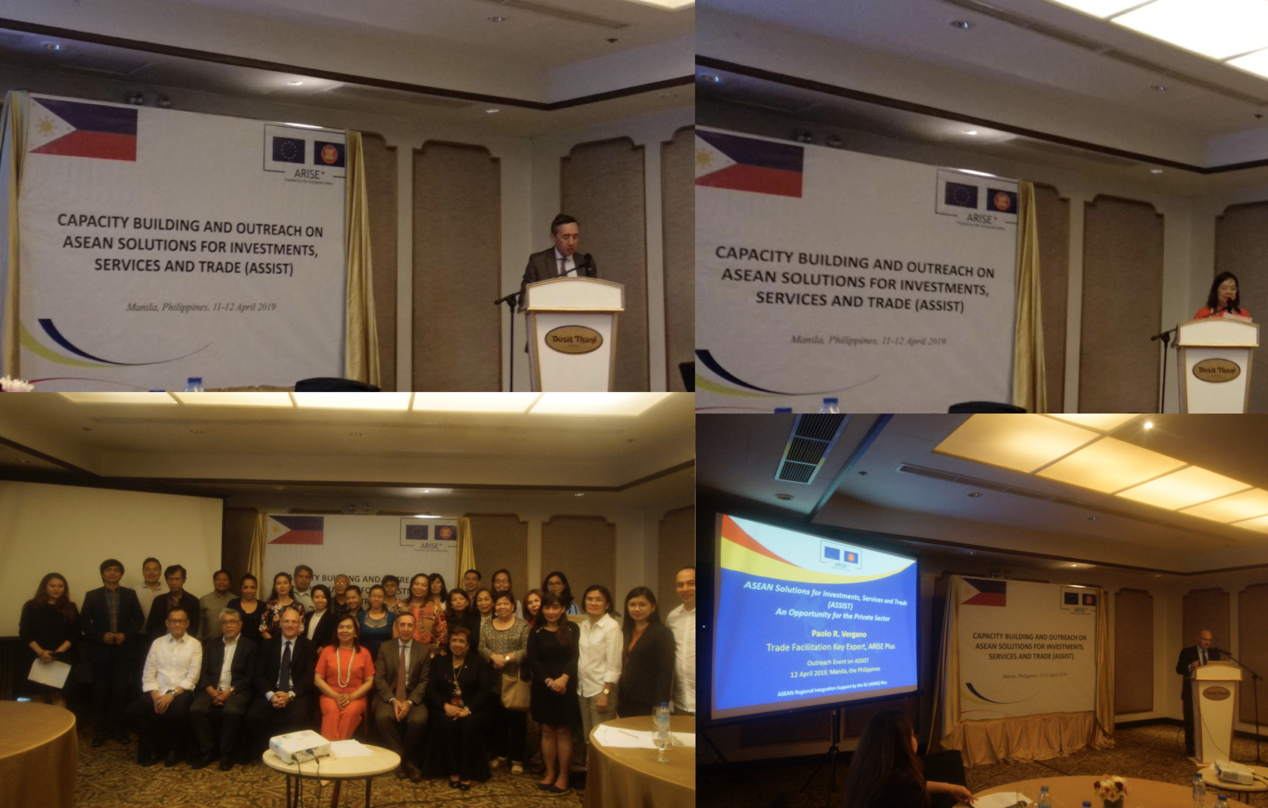 ASSIST makes business easy for SMEs  to trade with ASEAN-member states