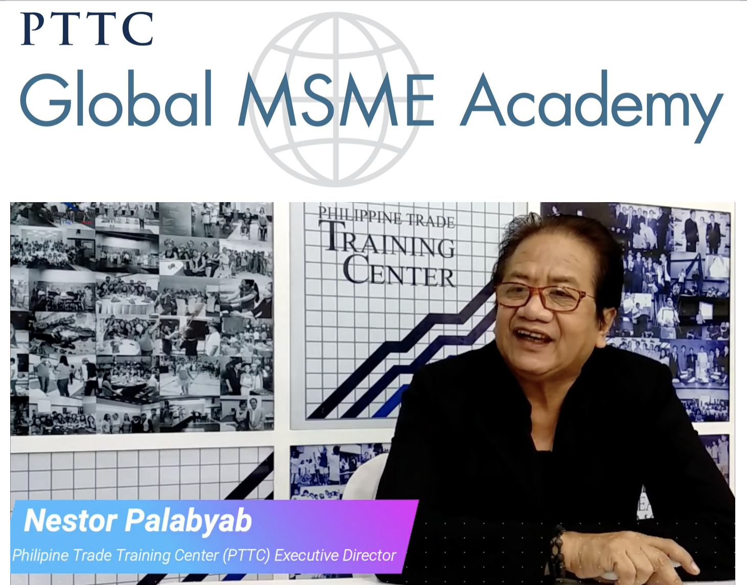 DTI training arm is now PTTC-Global MSME Academy
