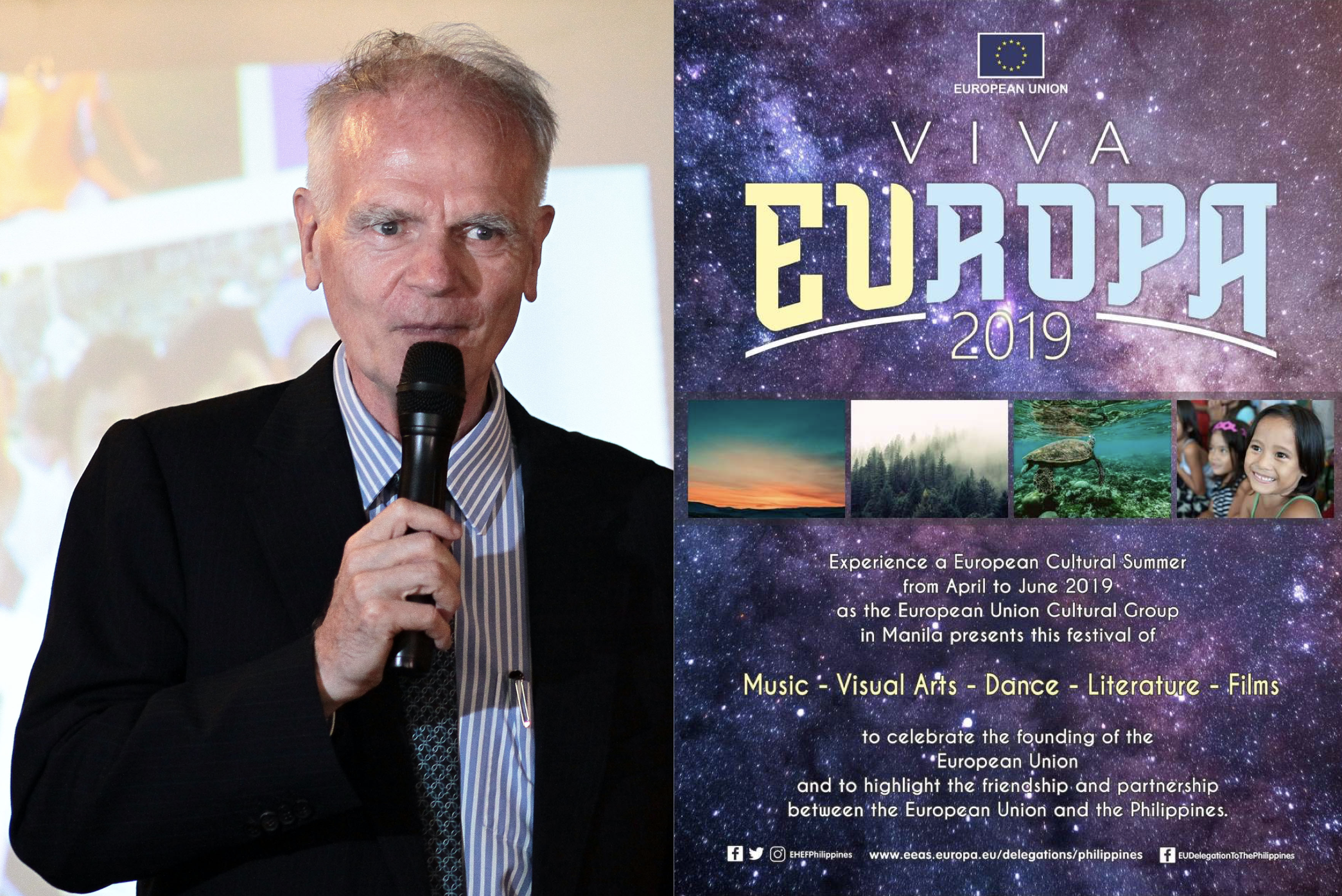 'Viva Europa 2019' lines up events  that take Europe to Pinoy hearts