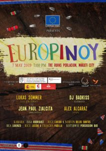 EuroPinoy 2019 Concert to showcase European and Filipino artists
