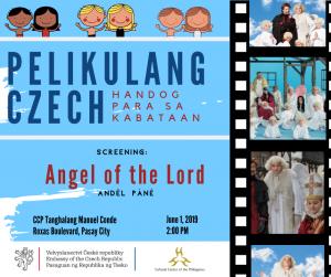 Czech Embassy in Manila Celebrates International Day of the Children
