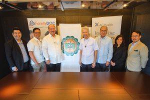 FamilyDOC partners with La Salle-Dasma for health HR development