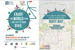 Indian Embassy Manila to celebrate World Bicycle Day on June 2 in Quezon City