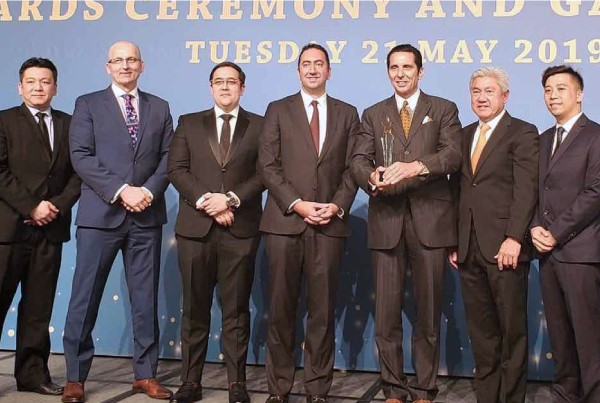 Solaire cited as Best Regional Asian Integrated Resort at the 2019 G2E Asia Awards