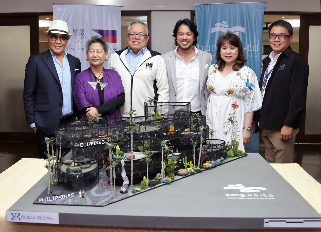 'Bangkota' (coral reef) will be Philippines' theme for Expo 2020 Dubai