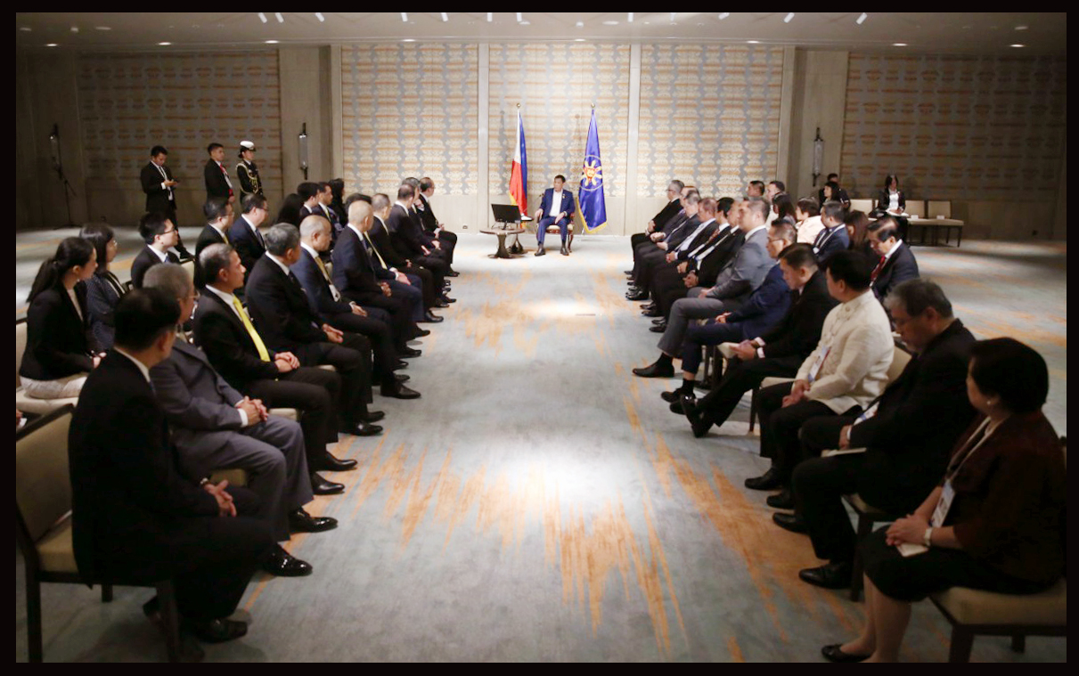 Duterte encourages Thai investors to come in, expand trade in PH