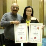 SBMA's Eisma receives woman-leader, CSR awards