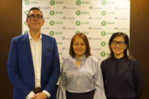 BSP-Aligned Innovation Initiative: Oxfam, LenddoEFL partner to help  disaster-hit communities in PH