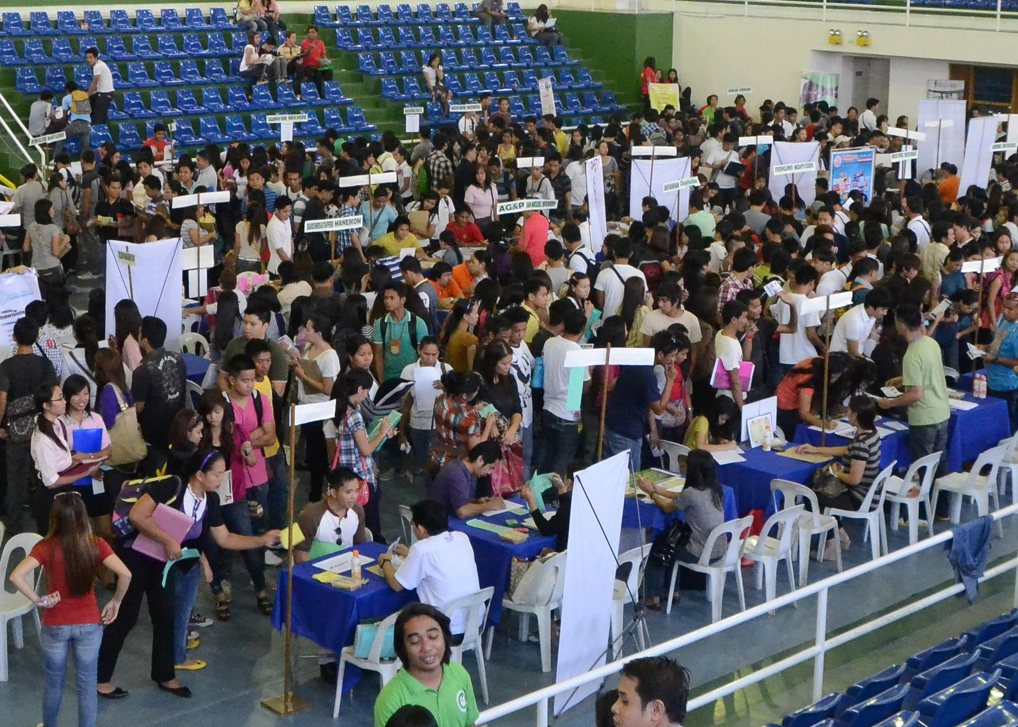 DOLE offers 70,000 jobs here and abroad in nationwide Independence Day job fair