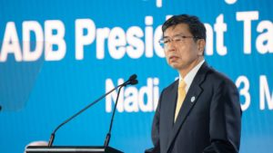 ADB president vows closer collaboration with WB in PH, other Asia-Pacific nations