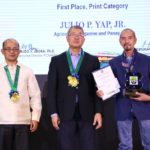 Media professionals honored in 3rd Ulat SIPAG Awards