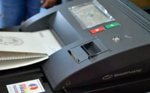 Out Smartmatic