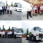 Hino PH Breaks Ground for New Laguna Dealership