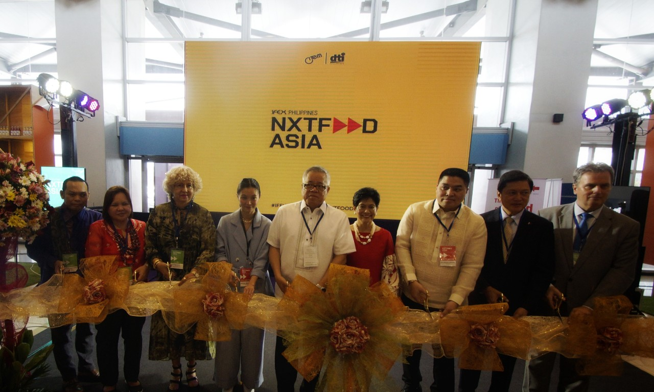 IFEX NXTFOOD ASIA 2019 proves PH products are world-class