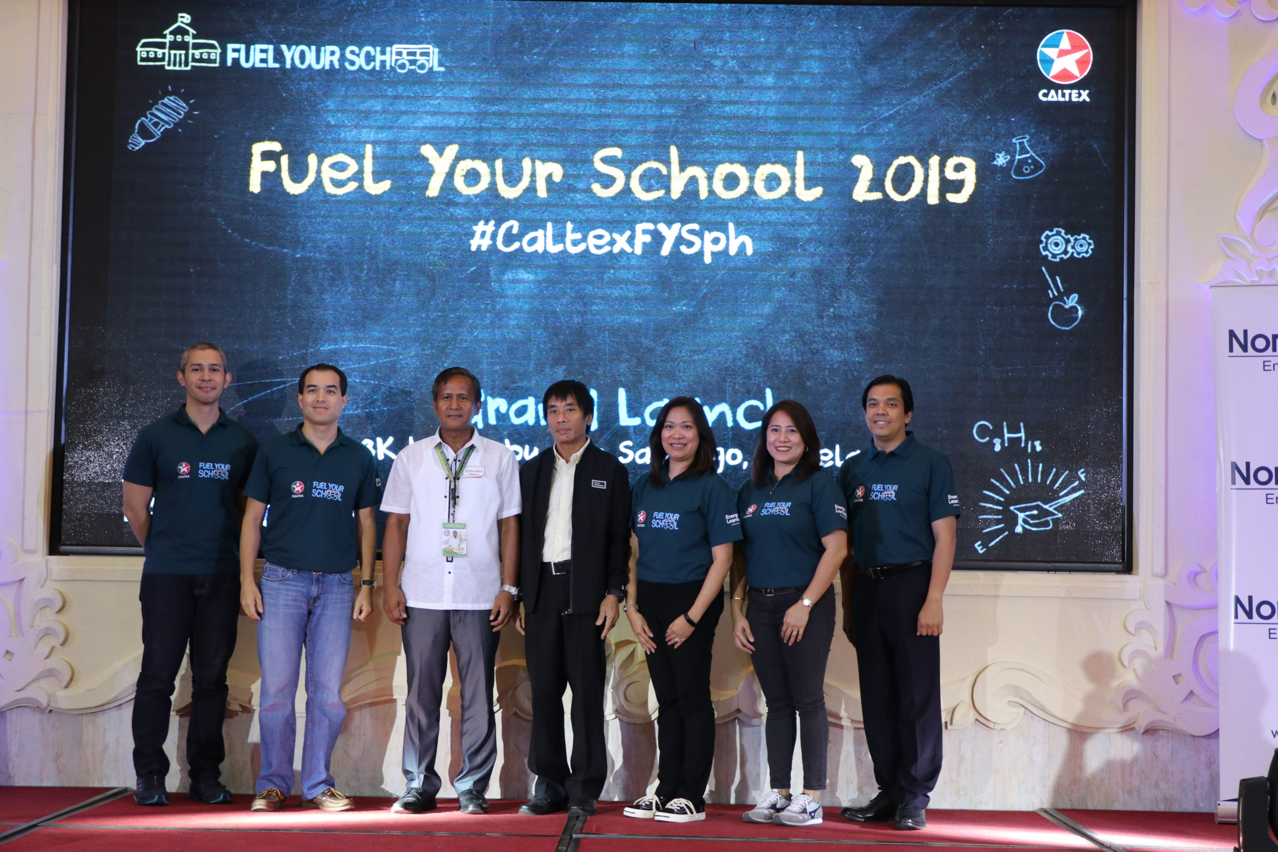 Caltex Fuel Your School boosts STEM education in Cagayan Valley and CAR through fuel ups in Caltex
