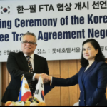 Philippines, Republic of Korea start negotiation