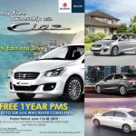 Suzuki Ciaz ensures fuel-efficient, safe, comfortable ride share